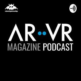 Show cover of ARVR Magazine Podcast