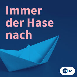Show cover of Immer der Hase nach