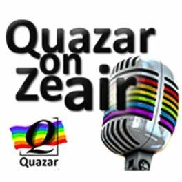 Show cover of Quazar On ze Air magazine d'actualités homosexuelles