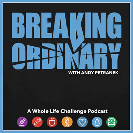 Show cover of Breaking Ordinary with Andy Petranek