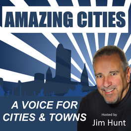 Show cover of The Amazing Cities and Towns Podcast