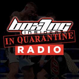 Show cover of Boxing Insider.com Radio