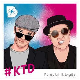 Show cover of Kunst trifft Digital // by digital kompakt