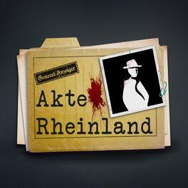 Show cover of Akte Rheinland