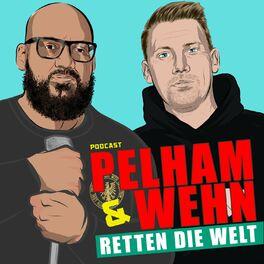 Show cover of Pelham & Wehn retten die Welt