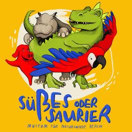 Show cover of Süßes oder Saurier