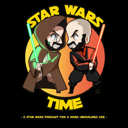 Show cover of Star Wars Time