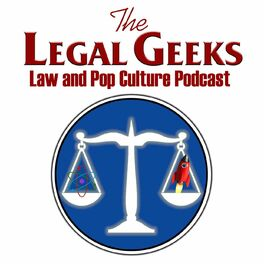 Show cover of The Legal Geeks