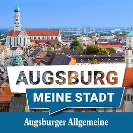 Show cover of Augsburg, meine Stadt