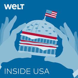 Show cover of Inside USA - Der Reporterpodcast von Steffen Schwarzkopf