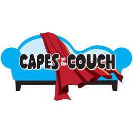 Show cover of Capes On the Couch - Where Comics Get Counseling
