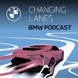 Episode cover of #036 The Electrified Wingsuit: a talk with the men behind the stunt | BMW Podcast