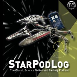 Show cover of StarPodLog - The Classic Science Fiction and Fantasy Podcast