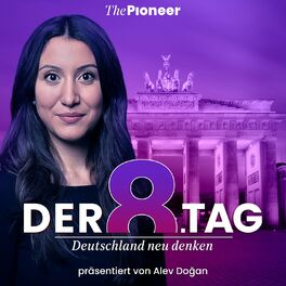 Show cover of Der Achte Tag - Deutschland neu denken