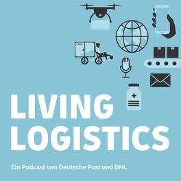 Show cover of Living Logistics (Deutsche Version)