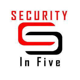 Show cover of Security In Five Podcast
