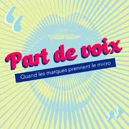 Show cover of Part de Voix