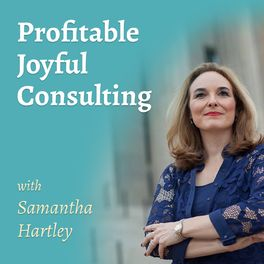 Show cover of Profitable Joyful Consulting
