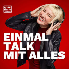 Show cover of Einmal Talk mit alles
