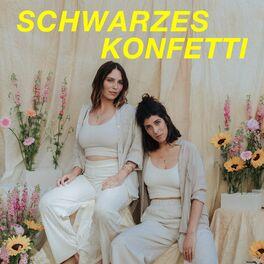 Show cover of Schwarzes Konfetti