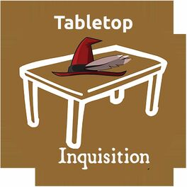 Show cover of Tabletop Inquisition