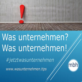 Show cover of WasUnternehmen.tips