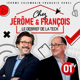 Show cover of Chez Jérôme et François