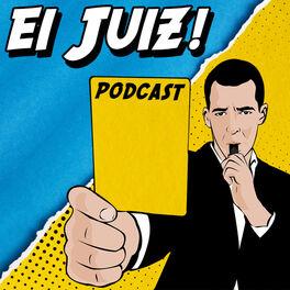 Show cover of ei juiz! podcast