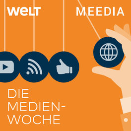 Show cover of Die Medien-Woche