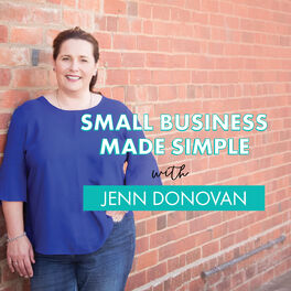 Show cover of Small Business Made Simple Podcast
