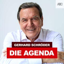 Show cover of Gerhard Schröder - Die Agenda