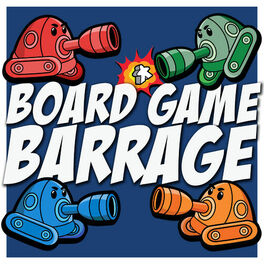 Show cover of Board Game Barrage