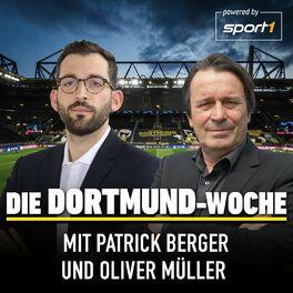 Show cover of Die Dortmund-Woche. Mit Patrick Berger und Oliver Müller