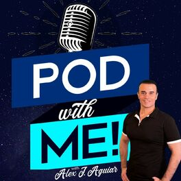 Show cover of Pod with Me! Alex J. Aguiar