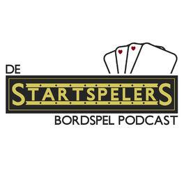 Show cover of De Startspelers - Bordspel Podcast