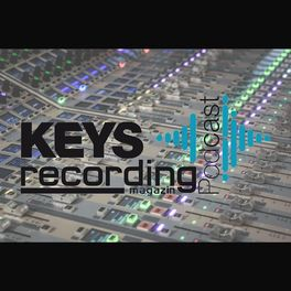 Show cover of KEYS & Recording Magazin Podcast