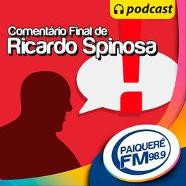 Show cover of Comentário Final com Ricardo Spinosa