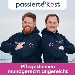 Show cover of passierte Kost - Pflegethemen mundgerecht angereicht