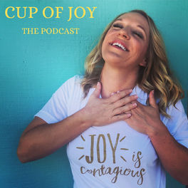 Show cover of CUP OF JOY THE PODCAST