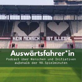 Episode cover of Auswärtsfahrer*in / Folge #1 mit Sarah Grün