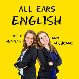 Show cover of All Ears English Podcast