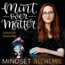 Show cover of mint over matter - mindset alchemie