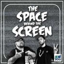 Show cover of THE SPACE BEHIND THE SCREEN