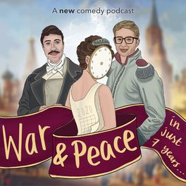 Show cover of War and Peace in just 7 years (WAPIN7)