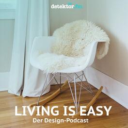 Episode cover of Living is easy | Bauhaus-Architektur im Ausland - Lincoln, Bagdad, Athen
