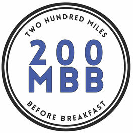 Show cover of 200 Miles Before Breakfast