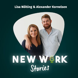 Show cover of New Work Stories - Der Podcast zur Zukunft der Arbeitswelt