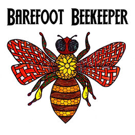 Show cover of The Barefoot Beekeeper