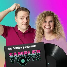 Show cover of Samplerstorys