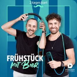Show cover of Frühstück mit Bier - Persönlichkeiten ganz entspannt